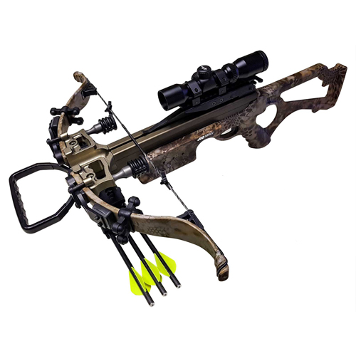 Excalibur Micro 308 Banshee Short Crossbow Package