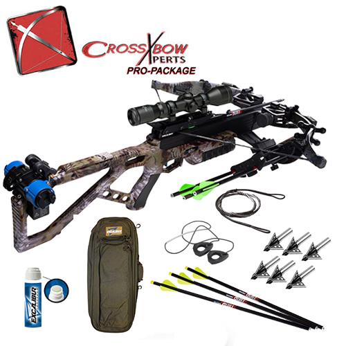 Excalibur Micro 360TD Pro Kryptek EXT Crank Pro Package