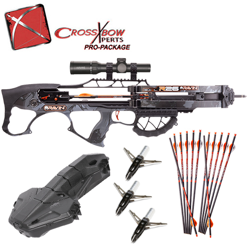 best ravin r26 crossbow package value