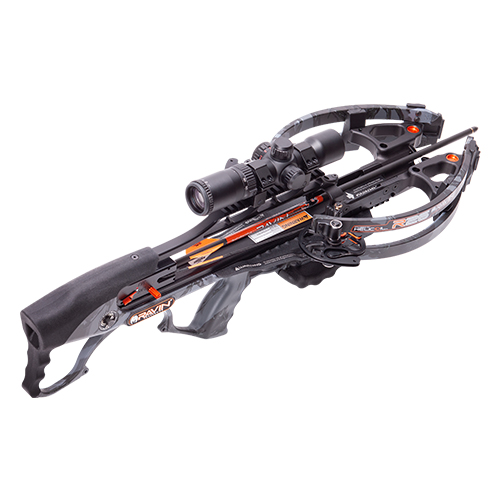 Ravin R26 Crossbow Package Rear View