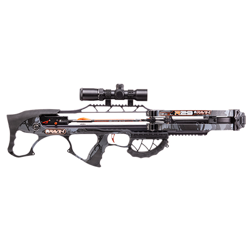 Ravin R26 Crossbow Package Side View