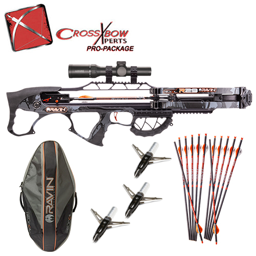 ravin 29 crossbow hunting pro package