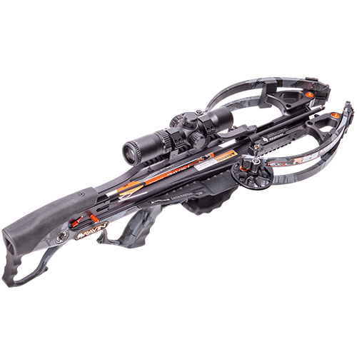 Ravin R29 Crossbow Package Rear View
