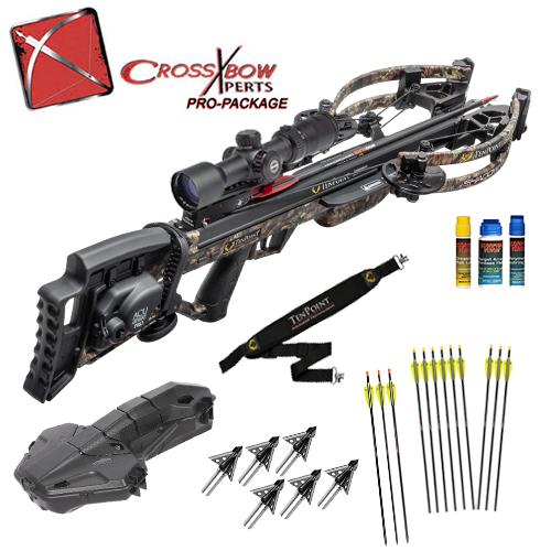 shadow nxt hunting package crossbow