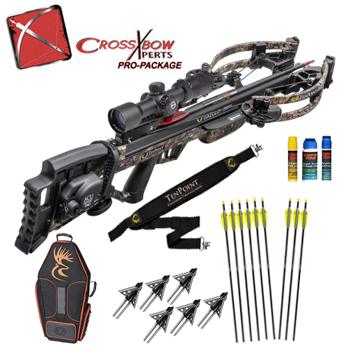 Ten Point Shadow NXT Crossbow Pro Package