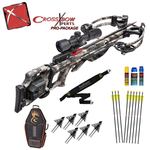 10 point turbo m1 hunting crossbow package