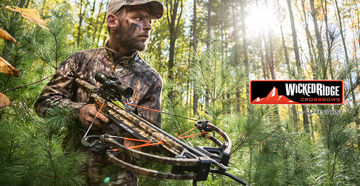 Wicked Ridge Crossbow store header