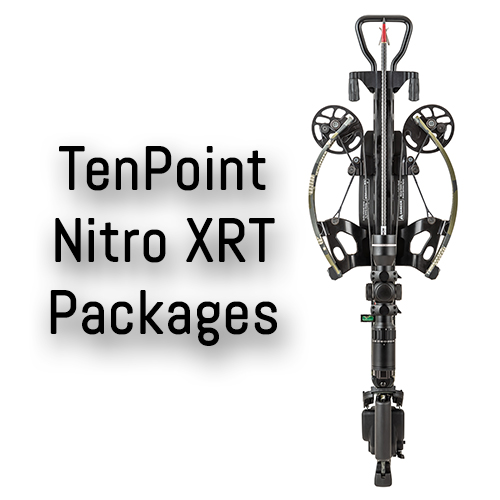 TenPoint Nitro XRT Crossbow Packages