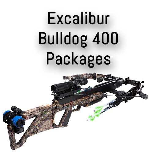 Excalibur Bulldog 440 Crossbow Packages