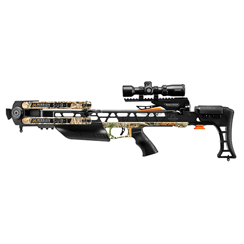 Mission Sub 1 Crossbow Package in stock and free shipping from the Crossbow Experts.