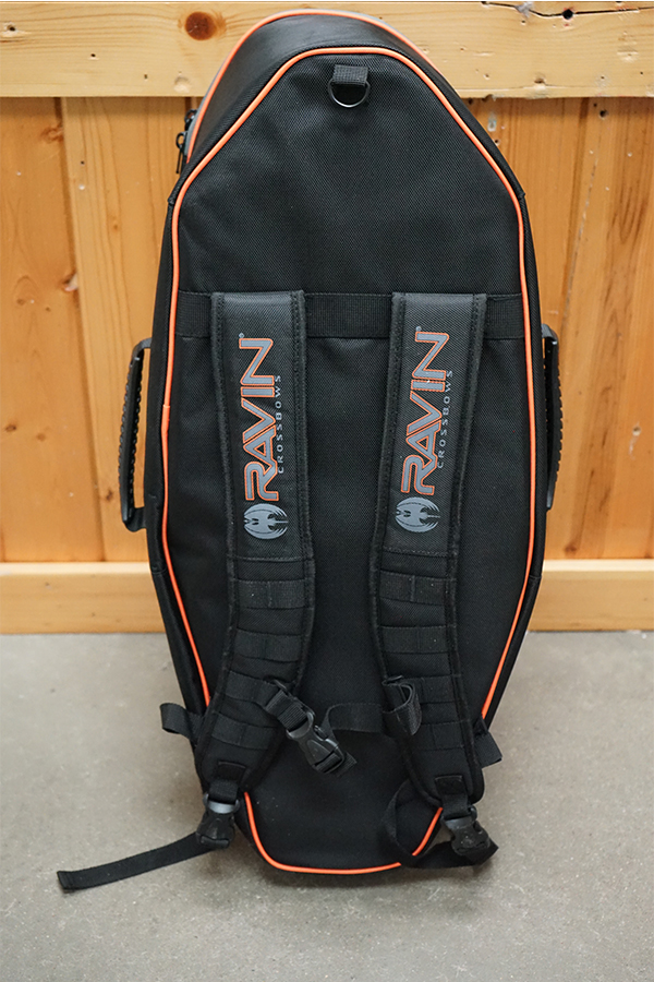 Padded backpack case for 2019 Ravin Crossbows
