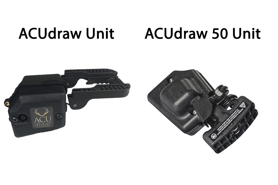 Tenpoint acudraw vs acu50 review