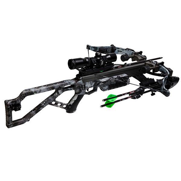 excalibur axe 340 pro crossbow for sale kryptek camo