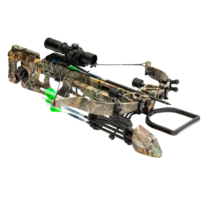 400 td realtree front view