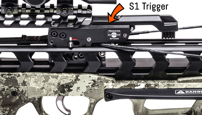 TenPoint S1 acuslide trigger