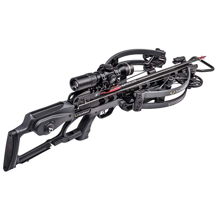 TenPoint Vapor RS470 Crossbow in Graphite (Grey)