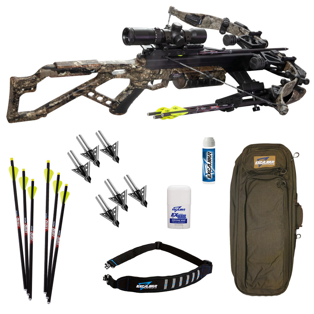 Micro 340 TD Hunter Package from Excalibur Crossbow