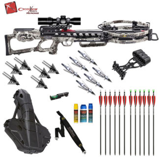 Fully assembled Vengent S440 Crossbow Package from TenPoint
