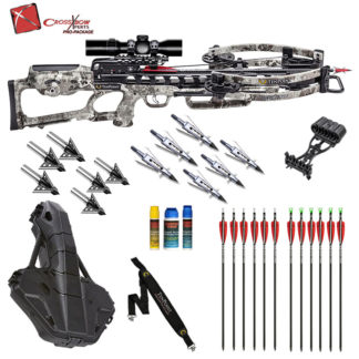 TenPoint Viper S400 Crossbow Full Assembled Package