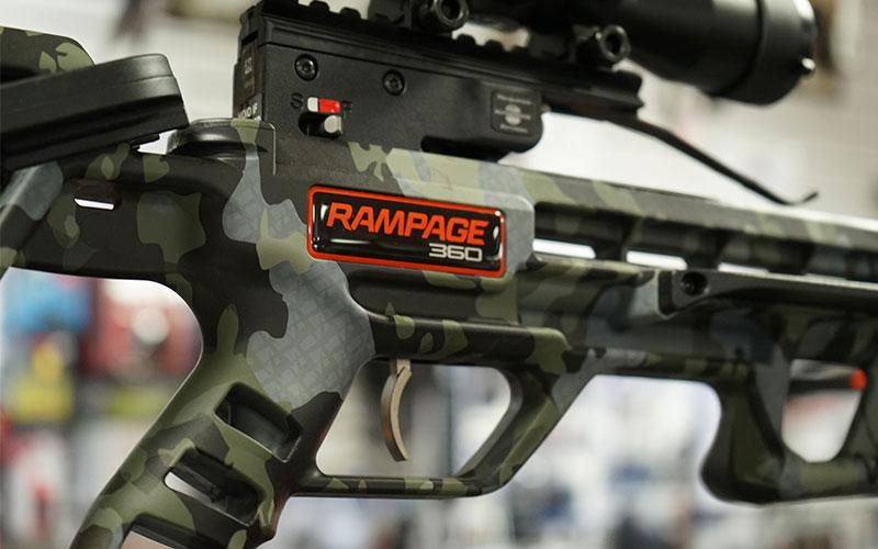 Wicked Ridge Rampage 360 Crossbow